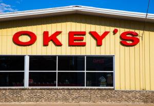 Okey's Market exterior